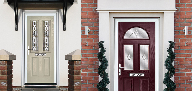 Composite Door Colour