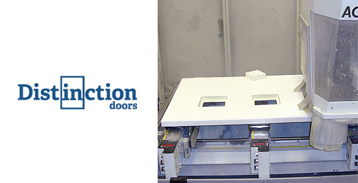 Distinction Doors partner on Inox Glazing